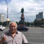 Центр Москвы, Калужская площадь. Что тут было «до Ленина»?