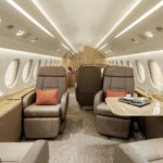 Global Jet Concept выводит на чартерный рынок Falcon 8X