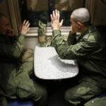 Как курсанты из Москвы уезжали? Перрон