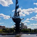 Какие творения Зураба Церетели можно увидеть в Москве?