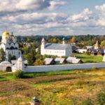Куда съездить из Москвы на выходные?