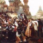 От кого Василий Суриков узнал правду о кровавых казнях, устроенных Петром I в Москве?