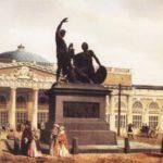 Почему памятник Минину и Пожарскому оказался в Москве?