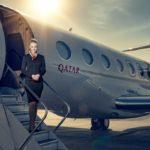 Qatar Executive летит на RUBAE
