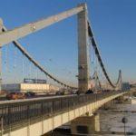 Сколько вантовых мостов в Москве?